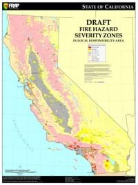 Welcome To Fire Hazard Severity Zones Maps